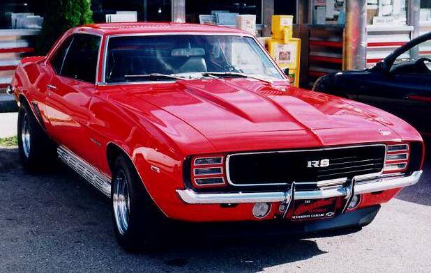 ClassicMuscleCars.com - Chevrolet Camaro - History - 1st Generation