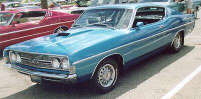 1968 Ford Fairlane 1